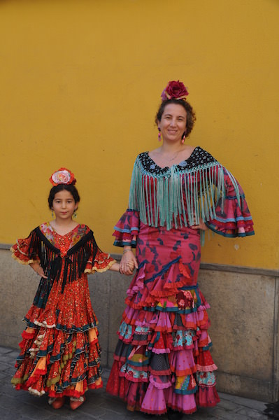 Olé in Sevilla 3