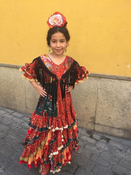Olé in Sevilla 2