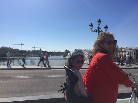 Sevilla by bike