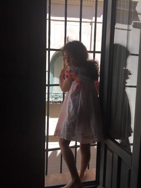 Amalya at Corral del Rey