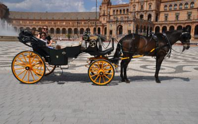 A Mother & Daughter weekend in Sevilla, Spain… Olé!