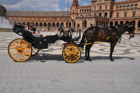 A Mother & Daughter weekend in Sevilla, Spain... Olé!