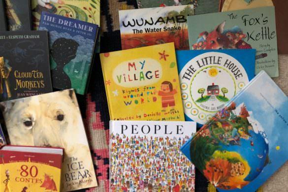 childrens books from around the world