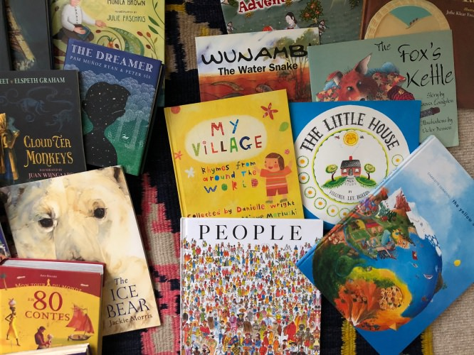 30 good books for kids with wanderlust