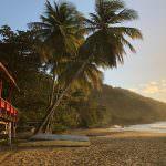 castara beach Tobago
