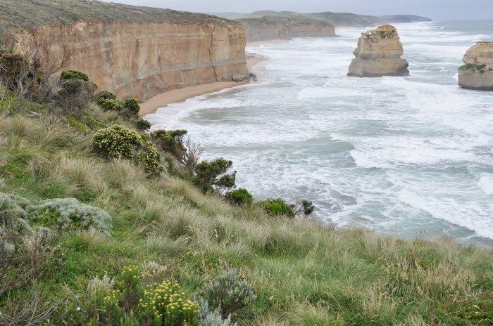 seven sisters on Ocean Road Australia