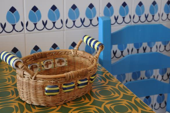 prints patterns in Patmos