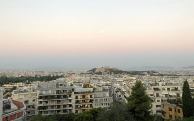 Athens in less than 24h with the kids