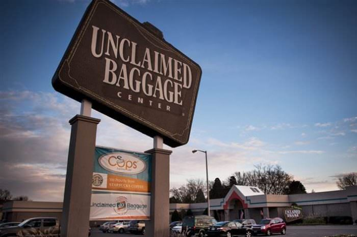 the unclaimed baggage center