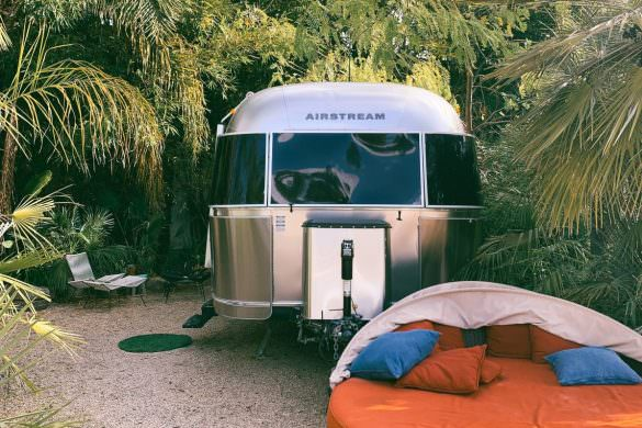 Airstream, California, Holiday, Family travel