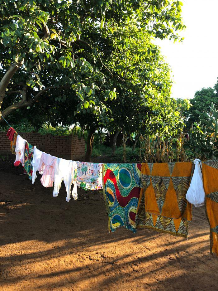 Laundry, Zomba Plateau, Malawi, Africa