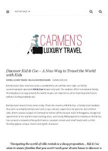 Discover Kid & Coe,